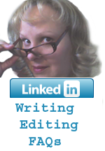 RSS for Writing and Editing FAQs from Linkedin.com