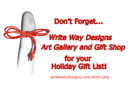 Write Way Designs Art Gallery and Gift Shop