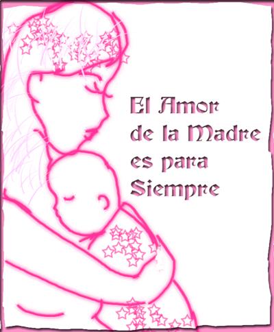 el amor de madre. el amor de madre