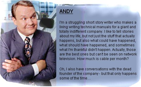 Fox's Andy Richter