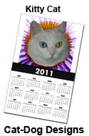 Kitty Cat from Cat-Dog Designs at http://www.cafepress.com/writewaydesigns/1064286