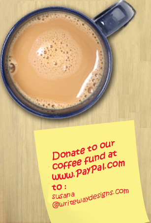 donate to coffee fund